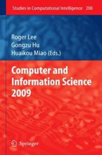 Computer and Information Science 2009