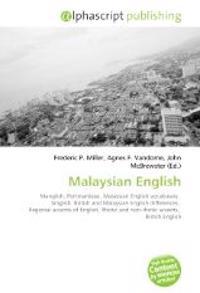 Malaysian English