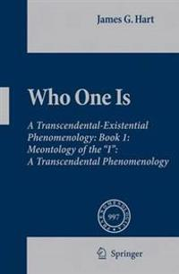 Who One Is Book 1