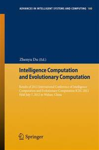 Intelligence Computation and Evolutionary Computation