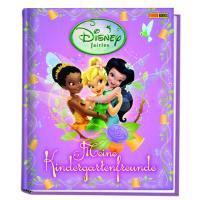 Disney Fairies: Kindergartenfreundebuch - Meine Kindergartenfreunde