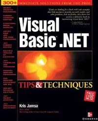 Visual Basic.Net Tips & Techniques