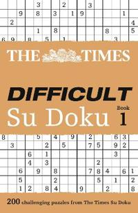 The Times Difficult Su Doku