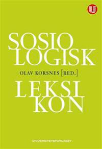 Sosiologisk leksikon