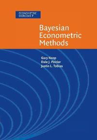 Bayesian Econometrics Methods