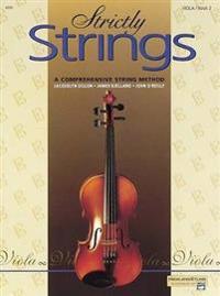 Strictly Strings, Bk 2: Viola
