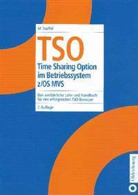 Time Sharing Option Im Betriebssystem Z/Os MVS