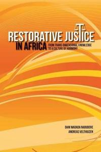 Restorative Justice in Africa