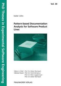 Pattern-based Documentation Analysis for Software Product Lines.
