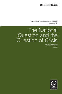 The National Question and the Question of Crisis