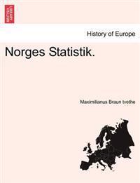 Norges Statistik.