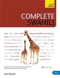 Teach Yourself Complete Swahili