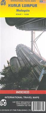 Kuala Lumpur Itm City Map