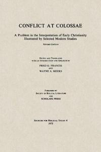 Conflict at Colossae