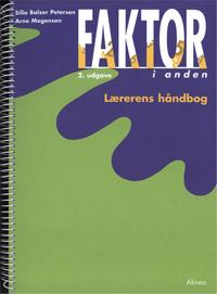 Faktor i anden-Lærerens håndbog
