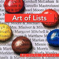 Art of Lists