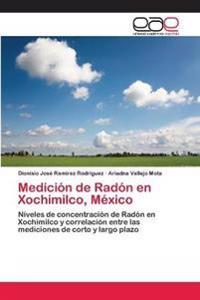 Medicion de Radon En Xochimilco, Mexico