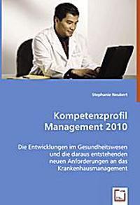 Kompetenzprofil Management 2010