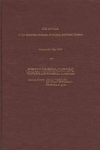 The Annals of the American Academy of Political and Social Science