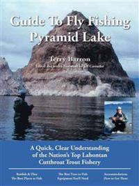 Guide to Fly Fishing Pyramid Lake: A Quick, Clear Understanding of the Nation's Top Lahontan Cutthroat Trout Fishery