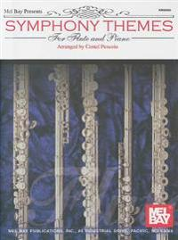 Symphony Themes for Flute and Piano
