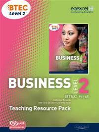 BTEC Level 2 First Business Teaching Resource Pack