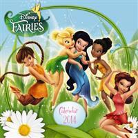 2014 Disney Tinkerbell Fairies Calendar