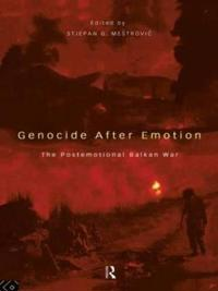 Genocide after Emotion
