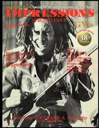 Graffiti Verite' 18 (Gv18) Special 1974 Commemorative Reissue Series Impressions Magazine of the Arts