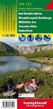 Bad Kleinkirchheim-Nationalpark Nockberge-Millstatter See-Turracher Hohe-Radenthein