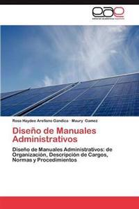 Diseno de Manuales Administrativos