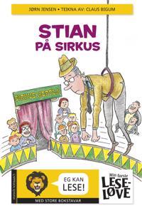 Stian på sirkus
