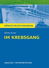 Im Krebsgang von Günter Grass.