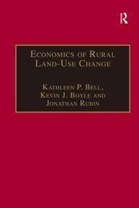 Economics of Rural Land-use Change