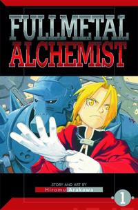 FullMetal Alchemist  1