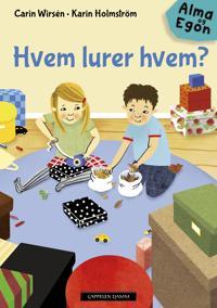 Hvem lurer hvem? - Carin Wirsén   Ridgeroadrun.org