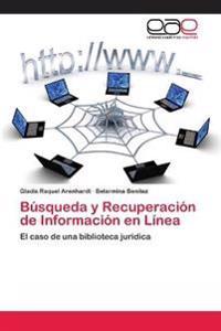 Busqueda y Recuperacion de Informacion En Linea