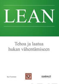 Lean - Tehoa ja laatua hukan vähentämiseen