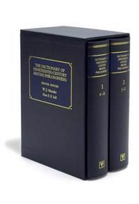 The Dictionary of Nineteenth-Century British Philosophers