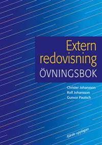 Extern redovisning 4:e upplagan Övningsbok