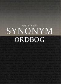Politikens synonymordbog