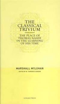 Mcluhan - Classical Trivium (pb)