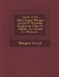 Llyfr Y Tri Aderyn:gan Morgen Llwyd O Wynedd: Dirgelwch I Rai I'w Ddeall, Ac I Eraill I'w Watwor...