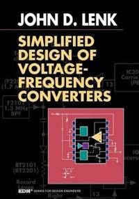 Simplified Design of Voltage-Frequency Converters