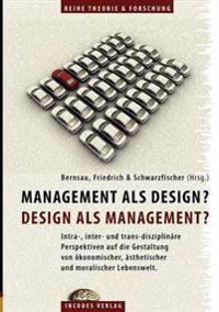Management ALS Design? Design ALS Management?