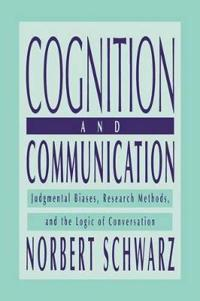 Cognition and Communication