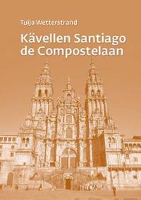 Kävellen Santiago de Compostelaan