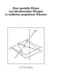 Eine Spezielle Klasse Von Blockierenden Mengen in Endlichen Projektiven R Umen