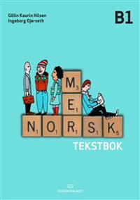 Mer norsk; tekstbok B1