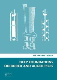 Deep Foundations on Bored and Auger Piles